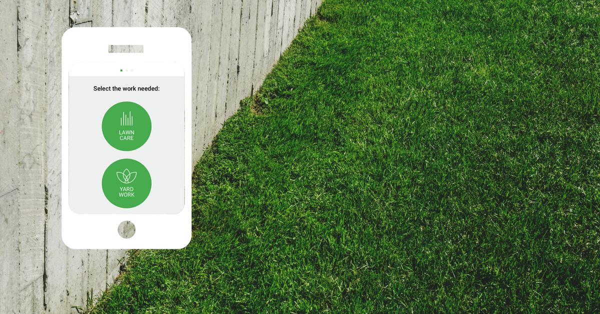 Lawn Care - Eden App